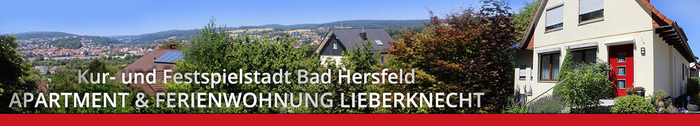Apartment & Ferienwohnung Lieberknecht